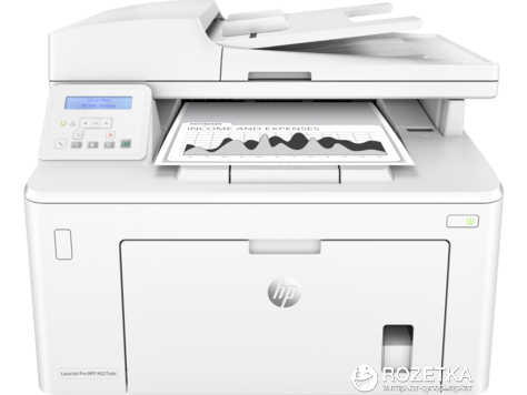HP LaserJet Pro M227sdn  + USB cable 2018