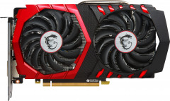 MSI PCI-Ex GeForce GTX 1050 GAMING 2GB GDDR5 (128bit) (1366/7008) (DVI, HDMI, DisplayPort) (GTX 1050 GAMING 2G)