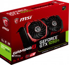 MSI PCI-Ex GeForce GTX 1050 Ti GAMING X 4GB GDDR5 (128bit) (1354/7008) (DVI, HDMI, DisplayPort) (GTX 1050 TI GAMING X 4G) - изображение 13