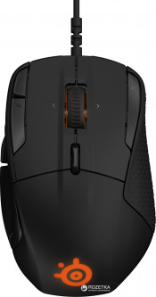 Мышь SteelSeries Rival 500 USB Black (SS62051)