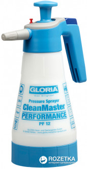 Опрыскиватель Gloria CleanMaster Performance PF12 1.25 л (81067/000616.0000)