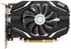 MSI PCI-Ex GeForce GTX 1050 OC 2GB GDDR5 (128bit) (1404/7008) (DVI, HDMI, DisplayPort) (GTX 1050 2G OC)