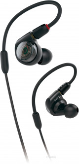 Наушники Audio-Technica ATH-E40 Black
