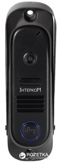 Панель вызова Intercom IM-10 Black