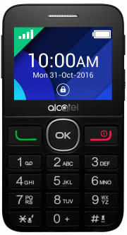 Alcatel OneTouch 2008G Black