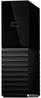 Жесткий диск Western Digital My Book (New) 4TB WDBBGB0040HBK-EESN 3.5 USB 3.0 External