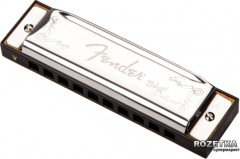 Губная гармошка Fender Blues Deluxe Harmonica A (219882)