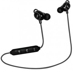 Наушники Crown CMBE-500 Bluetooth Black