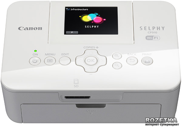 DRIVERS FOR CANON SELPHY 910
