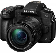 Panasonic Lumix DMC-G80 Kit 12-60mm Black (DMC-G80MEE-K)