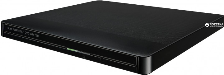 H-L Data Storage DVD±R USB 2.0 Black (GP50NB41) - изображение 1