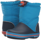Сапоги Crocs Kids Crocband LodgePoint Boot 203509-4A5-J2 33-34 20.8 см Голубые (887350787344) - изображение 7