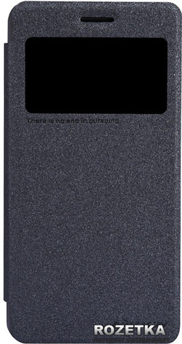 Чехол Nillkin Sparkle Series Leather Case для Lenovo S660 Black (6164334)