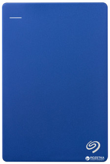 Жесткий диск Seagate Backup Plus Portable 2TB STDR2000202 2.5 USB 3.0 External Blue