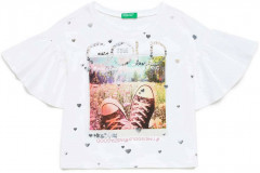 Футболка United Colors of Benetton 3096C14LW.K-101 L (8033379740682)