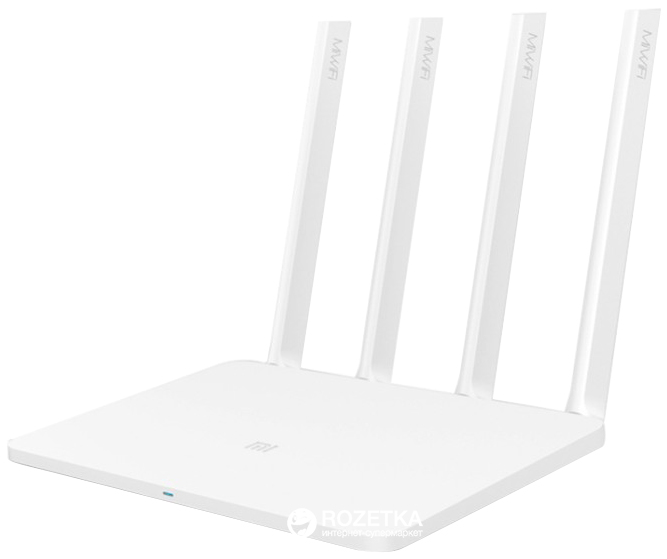 WiFi MiRouter 3 White International Version