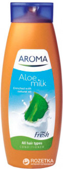 Кондиционер Aroma Fresh Conditioner Aloe Milk 400 мл (3800013524688)