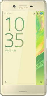 Sony Xperia X Dual (F5122) Lime Gold