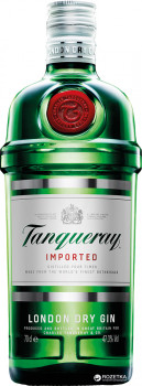 Джин Tanqueray London Dry Gin 0.7 л 47.3% (5000281005904)