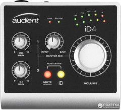 Аудиоинтерфейс Audient iD4 (224121)