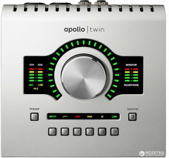 Аудиоинтерфейс Universal Audio Apollo Twin USB Duo (222472)