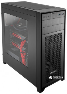 Корпус Corsair Obsidian 450D Black (CC-9011049-WW)