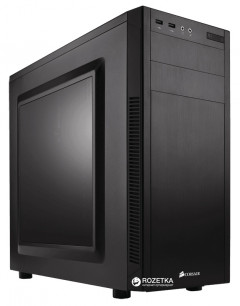 Корпус Corsair Carbide 100R Black (CC-9011075-WW)
