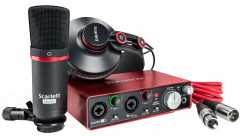Аудиоинтерфейс Focusrite Scarlett 2i2 Studio NEW (223891)
