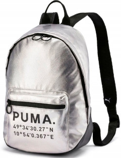 Рюкзак Puma Prime Time Archive Backpack 07659502 Silver-Black (4060981638278)