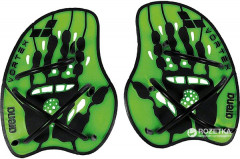Лопатки для плавания Arena Vortex Evolution Hand Paddle 95232-65 L Acid-Lime/Black (3468334370393)