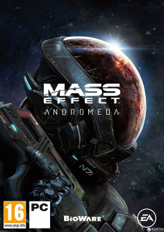 Mass Effect: Andromeda (PС, русский интерфейс + субтитры, электронный ключ в конверте)
