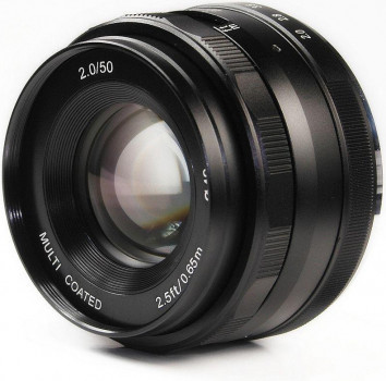 Meike 50mm f/2.0 MC E-mount для Sony (MKE5020)