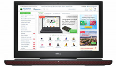 Ноутбук Dell Inspiron 7567 (I75F5810NDL-6B) Black Суперцена!!!