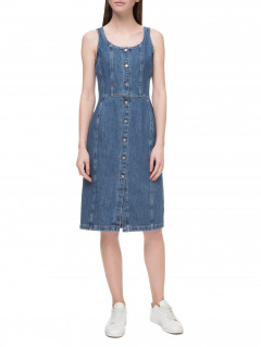 Сарафан Levi's Sienna Dress Out Of The Blue 85386-0001 S Синий (5400816797159)