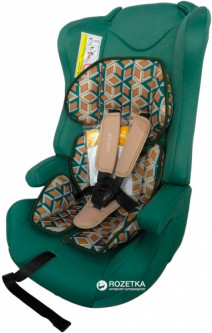 Автокресло BabyHit Log's Seat Dark Green (22_442)