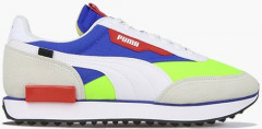 Кроссовки Puma Future Rider Play On 37114906 44.5 (10) 29 см White-Yellow Alert (4062451726133)