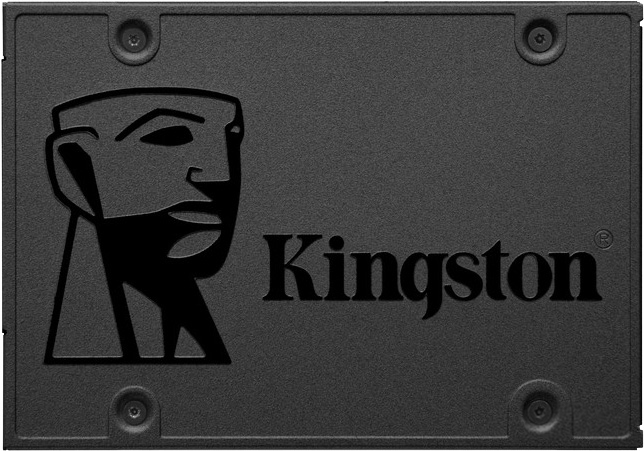"Kingston SSDNow A400 240GB 2.5"" SATAIII 3D TLC (SA400S37/240G) - зображення 1"