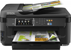 Epson L1455 A3 with WI-FI, duplex, ethernet, fax (C11CF49403) + USB cable