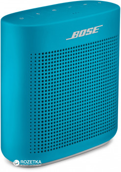 Акустична система Bose SoundLink Color II Aquatic Blue (752195-0500)