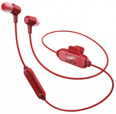 JBL In-Ear Headphone Bluetooth E25BT Red (JBLE25BTRED)