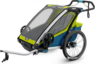 Коляска Thule Chariot Sport 2 Chartreuse (TH10201004)