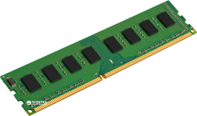 Оперативна пам'ять Kingston DDR3-1600 8192MB PC3-12800 (KCP316ND8/8) для Acer, DELL, HP, Lenovo