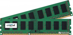 Оперативная память Crucial DDR3L-1600 8192MB PC3-12800 (Kit of 2x4096) (CT2K51264BD160BJ)