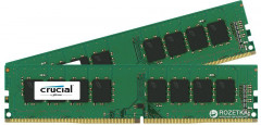 Оперативная память Crucial DDR4-2133 8192MB PC4-17000 (Kit of 2x4096) (CT2K4G4DFS8213)