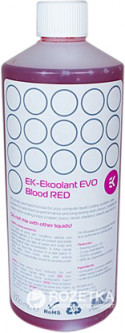 Концентрат EKWB EK-Ekoolant EVO Blood Red 1000 мл (3830046999665)