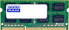 Оперативная память Goodram SODIMM DDR3-1600 8192MB PC3-12800 Apple iMac (W-AMM16008G)