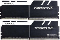 Оперативная память G.Skill DDR4-3200 32768MB PC4-25600 (Kit of 2x16384) Trident Z White (F4-3200C16D-32GTZKW)