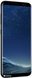 Samsung Galaxy S8 64GB Midnight Black + карта памяти Samsung 128GB в подарок!