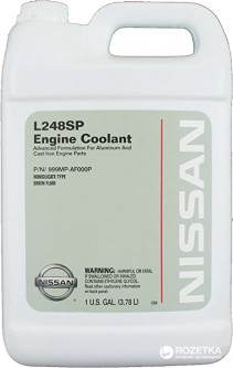 Антифриз Nissan Long Life Coolant 3.78 л (999MP-AF000P)