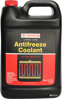 Антифриз Toyota Long Life Antifreeze Coolant 3.78 л (00272-1LLAC-01)
